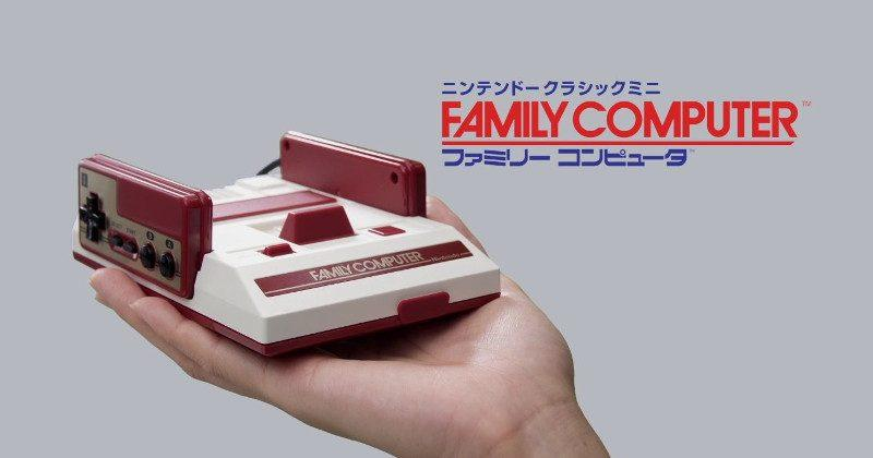 Famicom Mini is Japan's NES Classic version