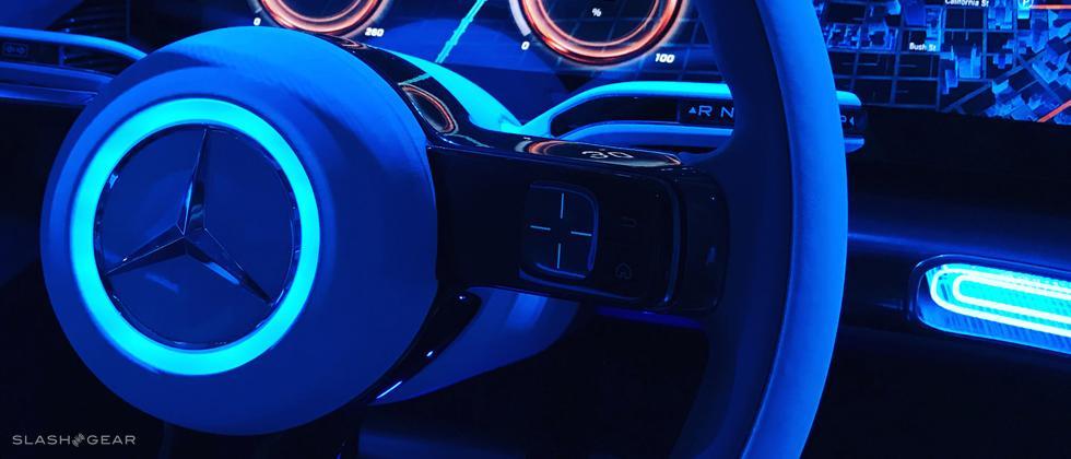 Mercedes Generation EQ interior UX first impressions