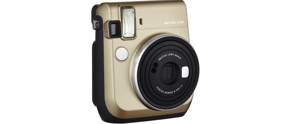 Michael Kors x Fujifilm Instax Mini 70 camera launches next month