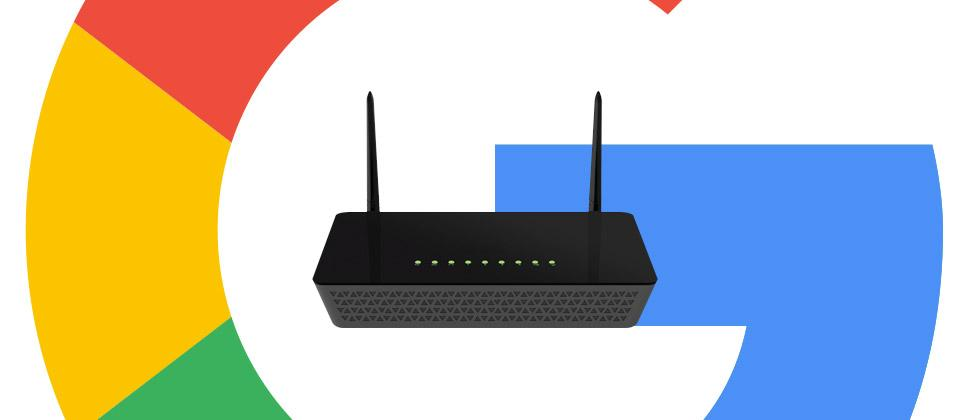 Google Wifi router detailed as daisy-chain mesh machine