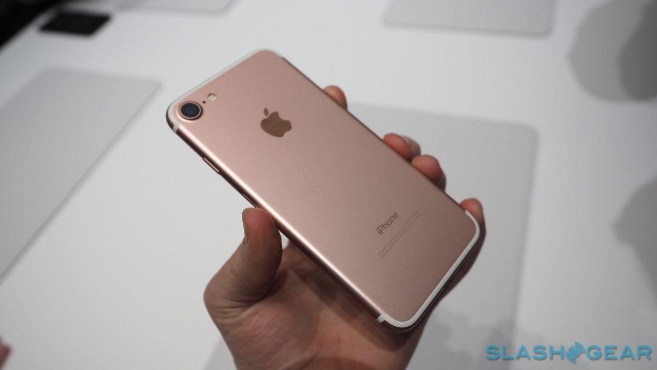 iPhone 7 hands-on