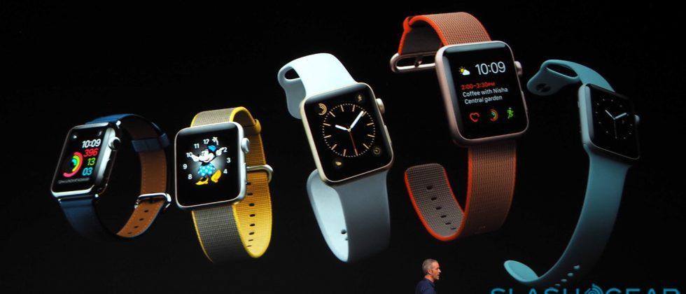 Apple Watch Series 2 adds GPS, swim-proofing, Nike+ version