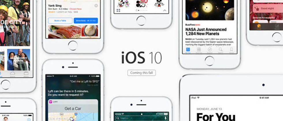Apple iOS 10.1, watchOS 3.1, and OS X Sierra 10.12.1 betas appear at once