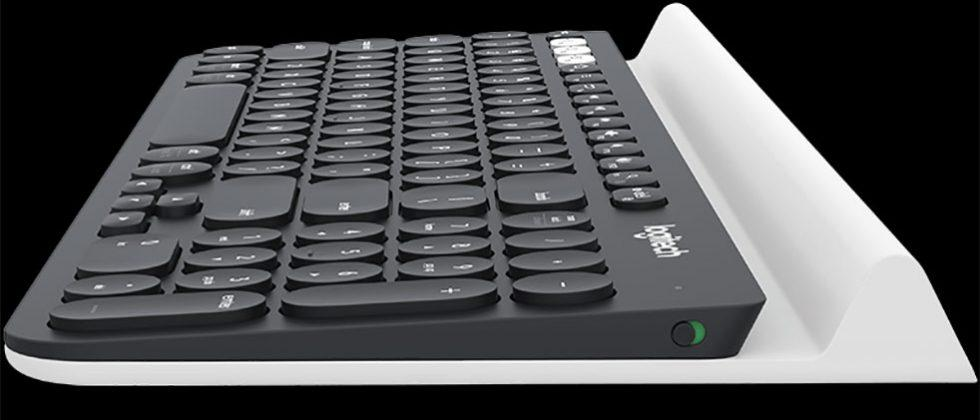 Logitech K780 Multi-Device keyboard types on Windows, Mac, or Smart Devices