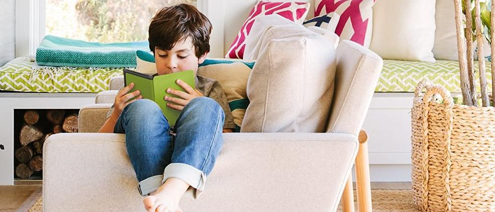 Amazon's Kindle for Kids bundle ships with vocabulary tools for young readers
