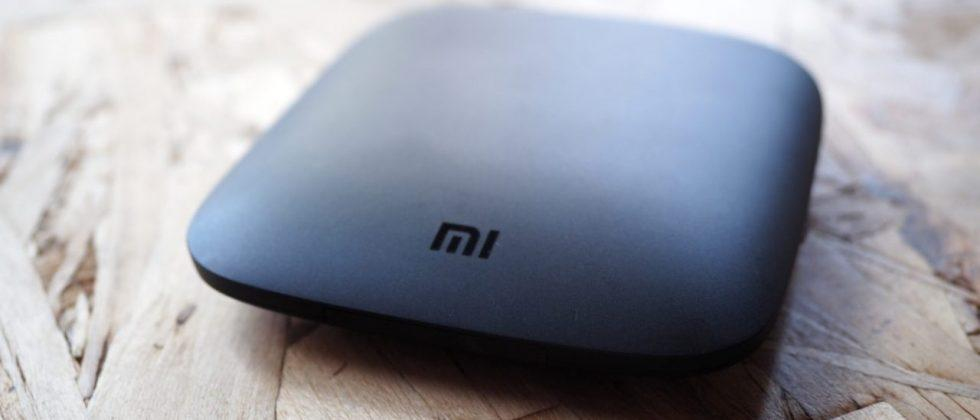 Xiaomi Mi Box Android TV spotted on shelves at a Walmart