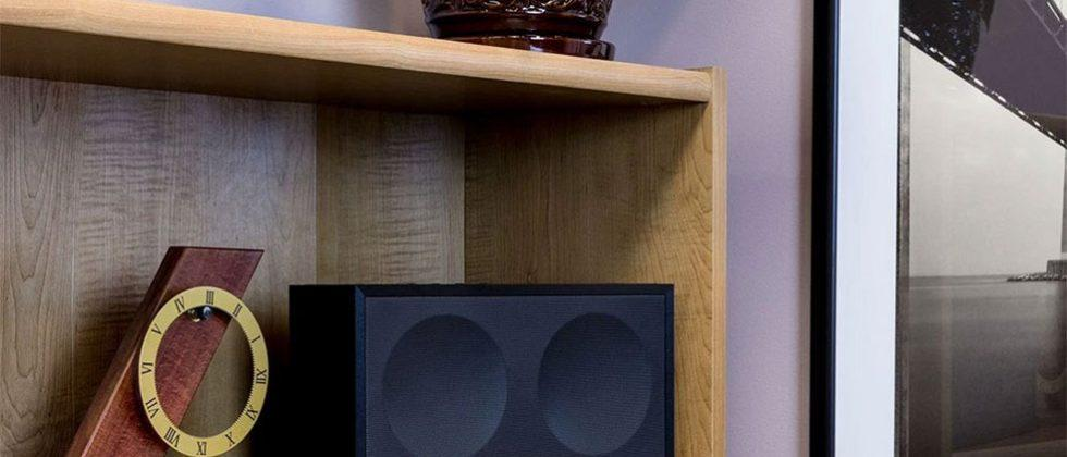 Onkyo NCP-302 Wireless Multi-room speaker rocks with dual 3-inch woofers