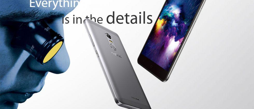 TP-Link Neffos X1 and Neffos X1 Max are super thin smartphones