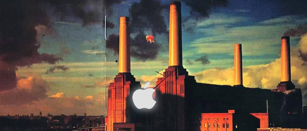 New Apple HQ headed for Battersea Power Station