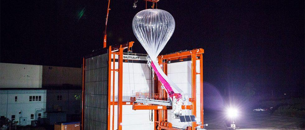 Project Loon gets new AI autopilot system