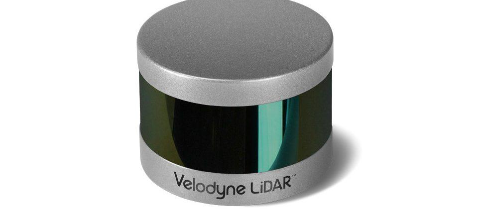 Velodyne LiDAR launches Puck Hi-Res 3D sensor for autonomous cars