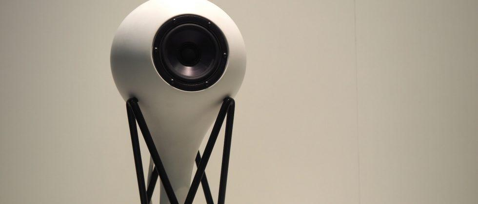 Raumfeld turns to porcelain for eye-catching streaming speakers