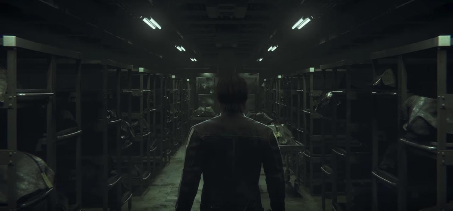 Resident Evil Vendetta Trailer Offers First Look At Cg Movie