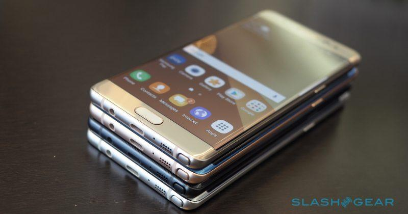 Galaxy Note 7 battery charge might be capped at 60%