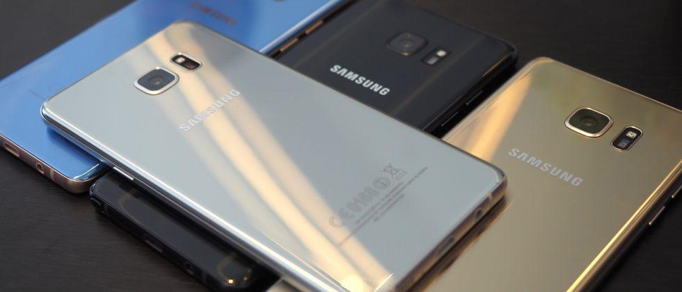 Galaxy Note 7 could earn FAA's ban hammer on planes