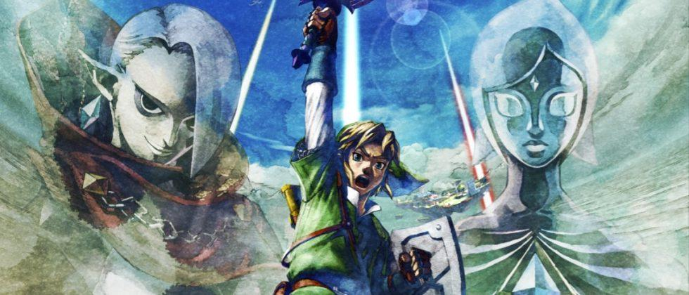 The Legend of Zelda: Skyward Sword lands on Wii U as new amiibo are revealed