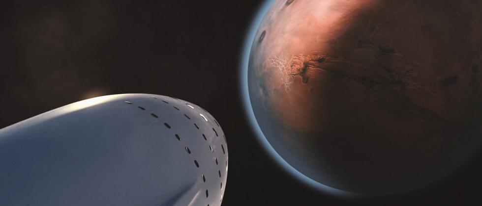 SpaceX Mars mission event: all the important details