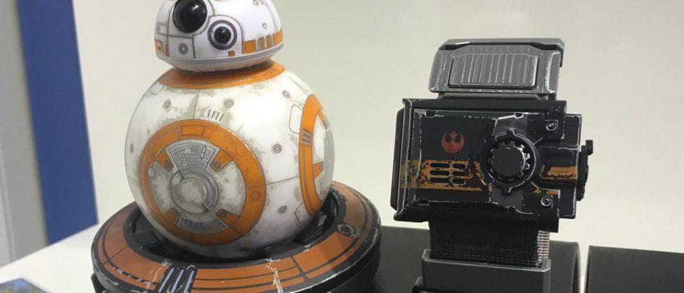Star Wars BB-8-controlling Force Band from Sphero debuts this month