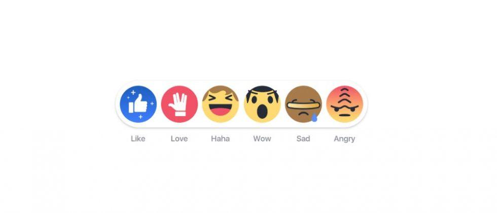 Facebook has Star Trek emoji reactions for 50th anniversary