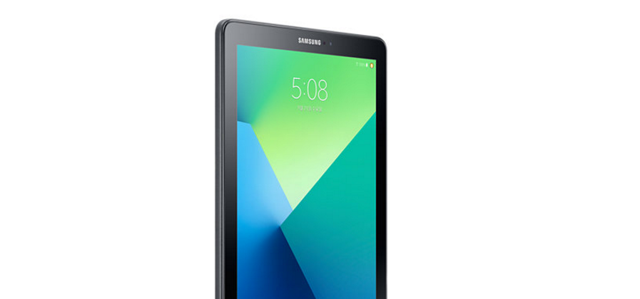Galaxy Tab A (2016) with S Pen says hello in leaked press images