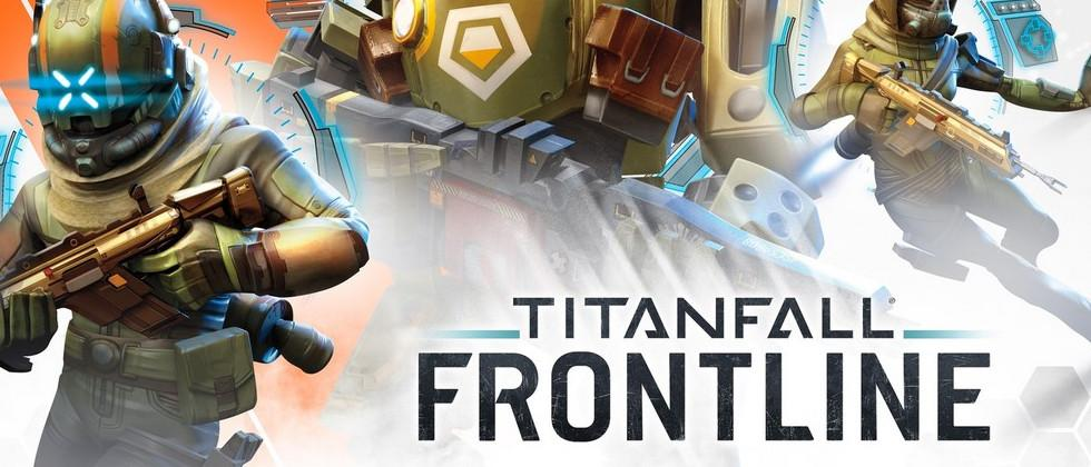 Titanfall: Frontline brings cards to a mech fight on iOS and Android