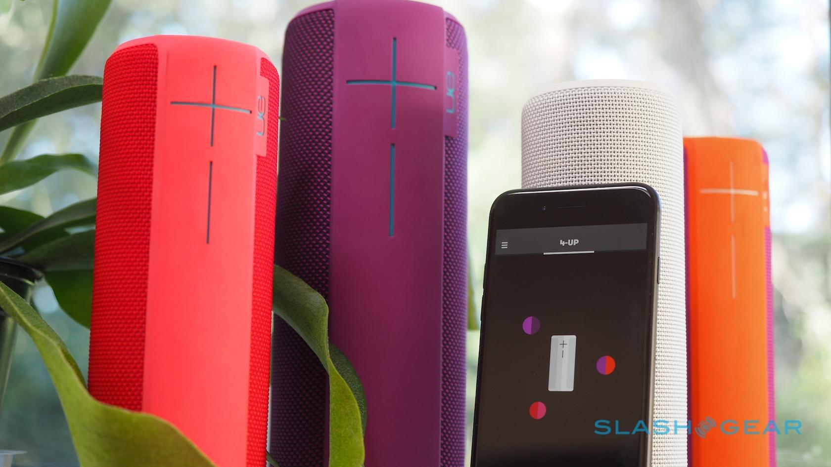 Ultimate Ears PartyUp pairs 50+ speakers for group streaming - SlashGear