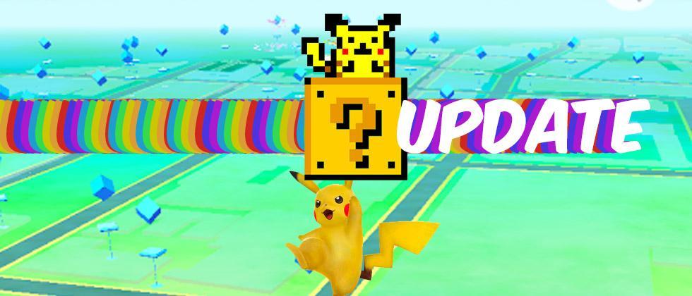 Pokemon GO Update today: download APK