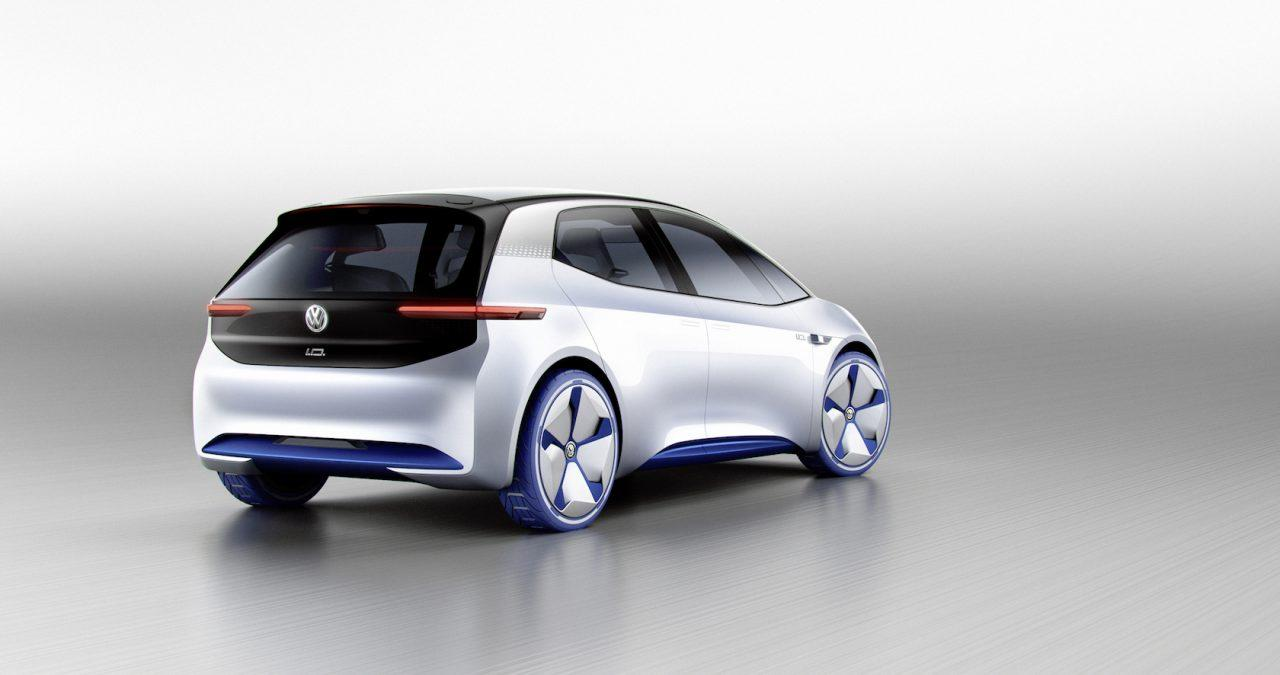 This Volkswagen I D Is The Electric Golf For 2020 Slashgear
