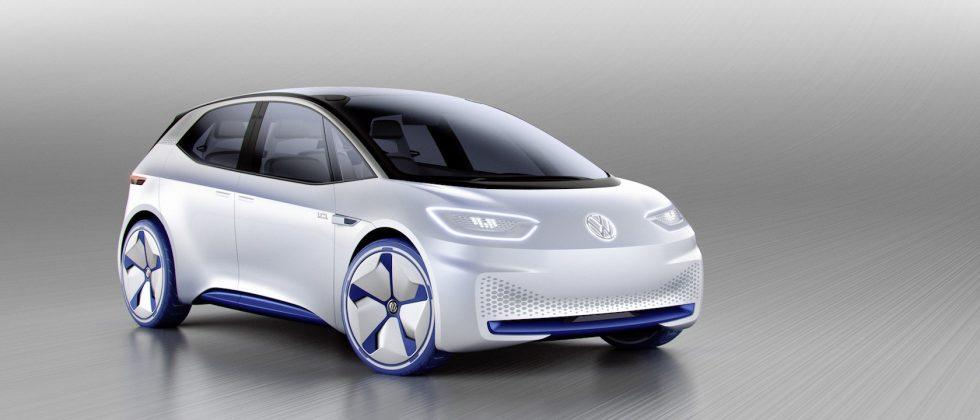 """This Volkswagen I.D. is the """"electric Golf"""" for 2020"""