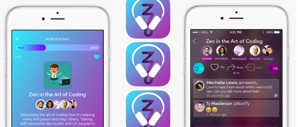 Podcasting app ZCast updated with record, edit, and share features