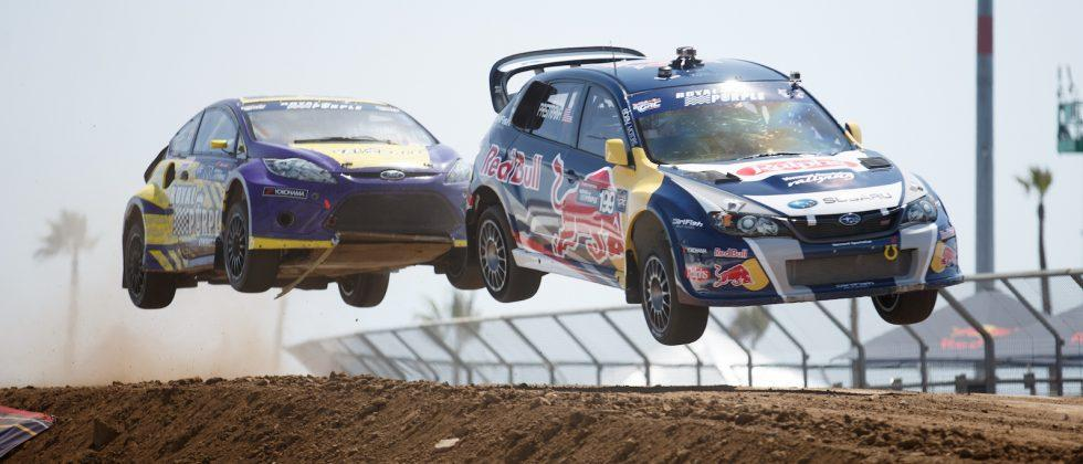 Red Bull Global Rallycross will debut all-electric series in 2018