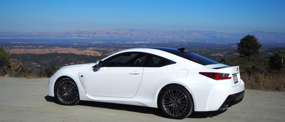 2016 Lexus RC F Gallery
