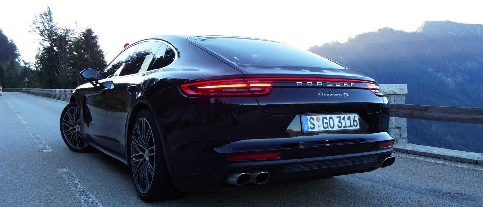 4 Door Porsche >> 2017 Porsche Panamera First Drive The 4 Door Super Sedan To