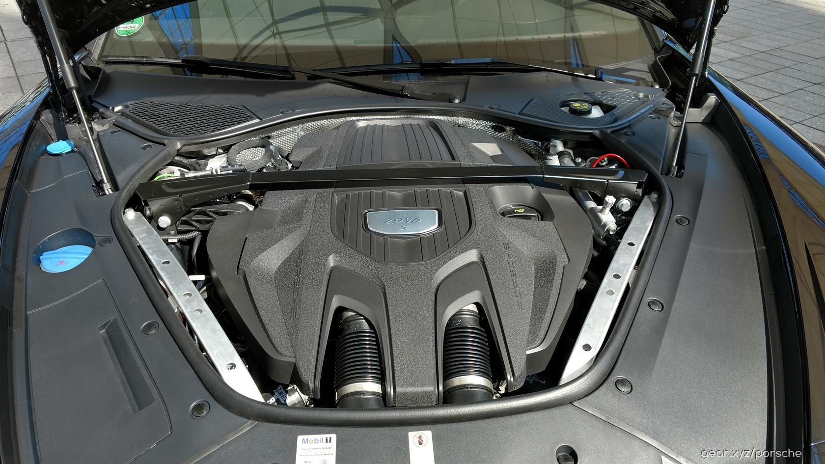 Audi-based V6 twin-turbo for Panamera