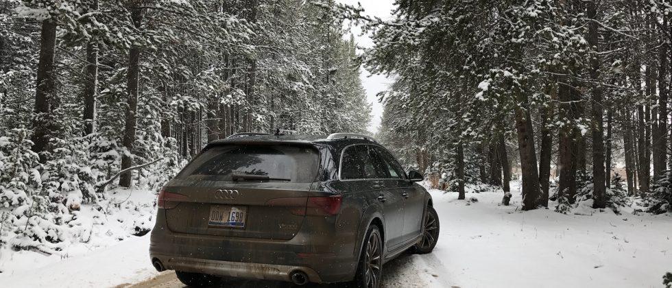 2017 Audi A4 allroad Gallery