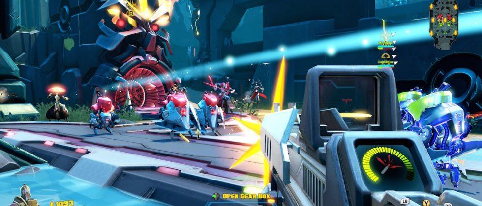 Battleborn to go partially free-to-play in the near future