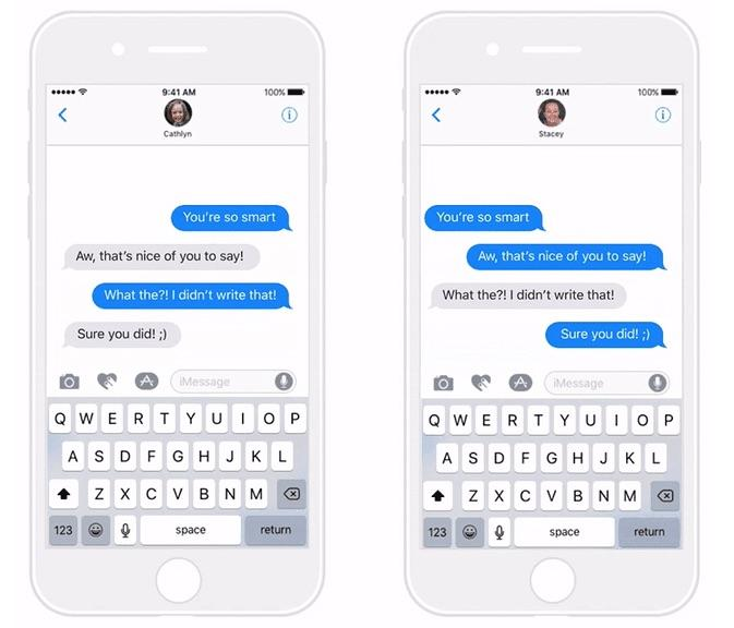 Apple threatens its first ban on iMessage prank sticker app