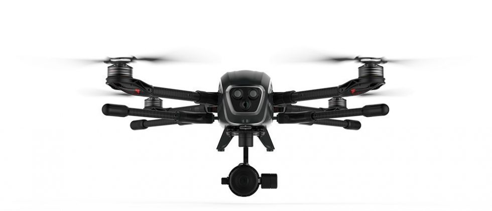 PowerEye drone is an aerial cinematography beast