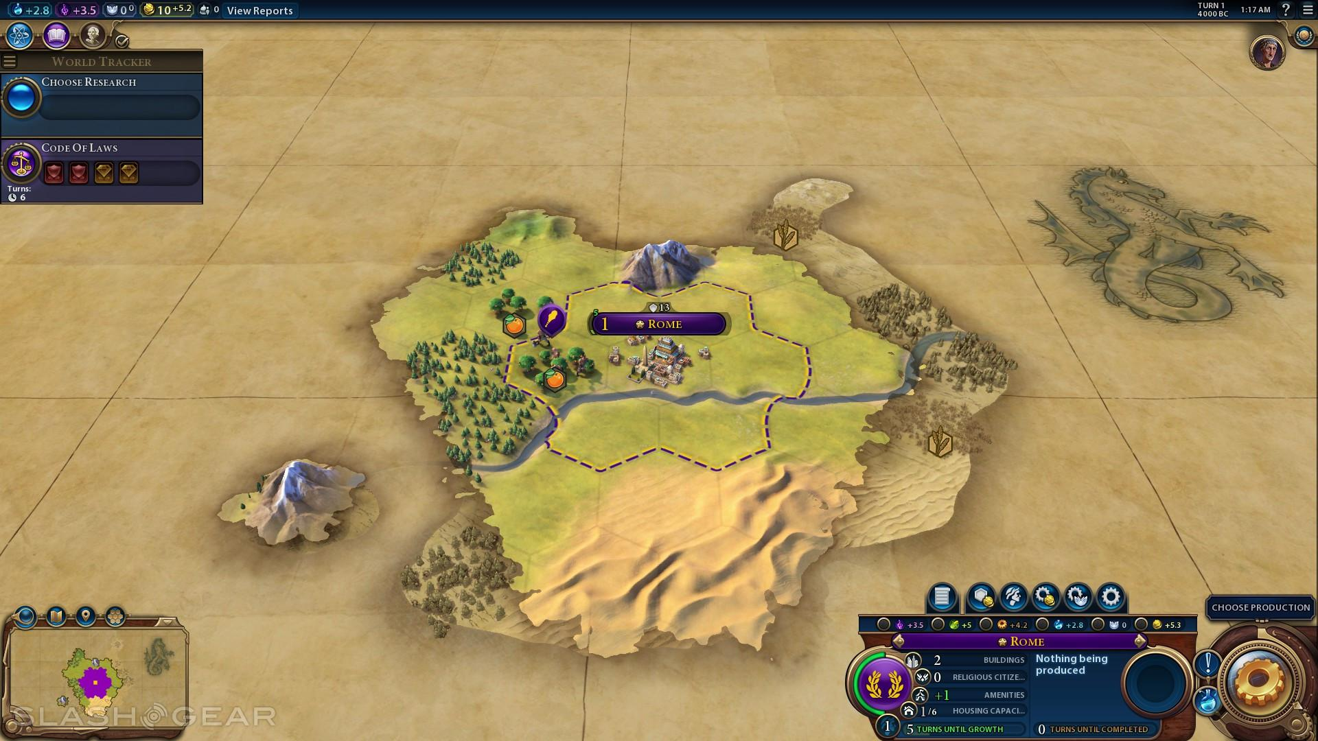 Civilization 6 tips: Succeeding in the early game - SlashGear