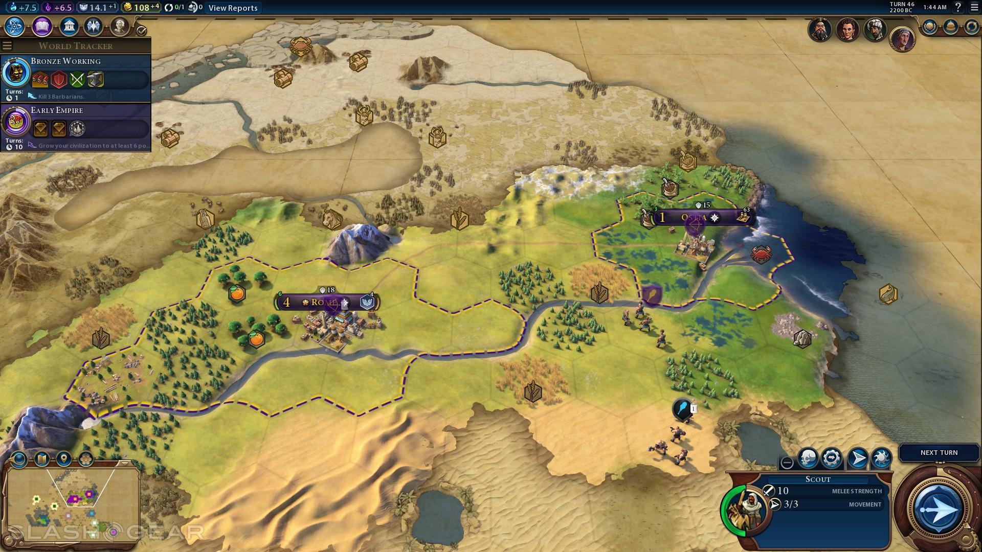 Civilization 6 tips: Succeeding in the early game - SlashGear