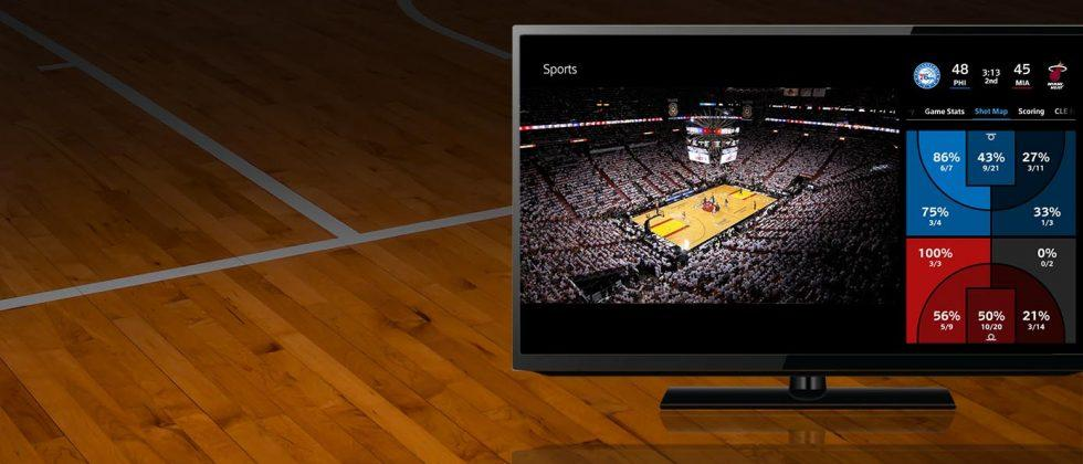 Comcast X1 adds more real-time sports stats ahead of new NBA season