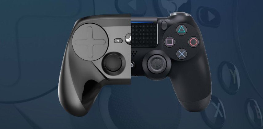 Steam gets native support for PS4 controllers - SlashGear