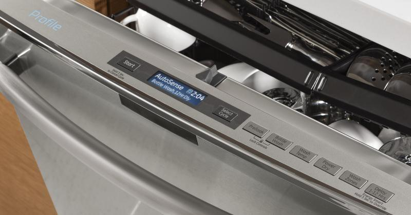 GE unveils first dishwasher with Amazon Dash Replenishment