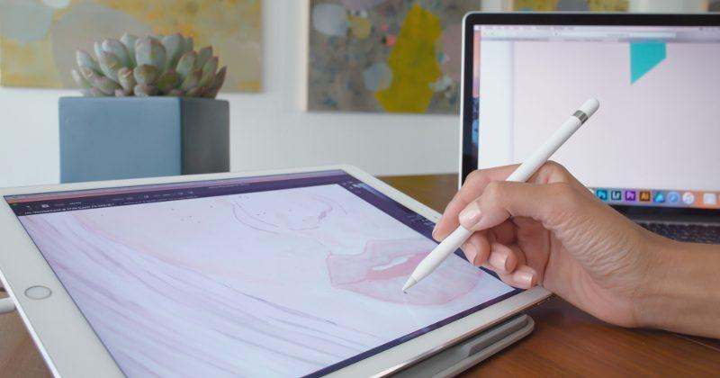 Duet Display Pro turns the iPad Pro into a Wacom Cintiq