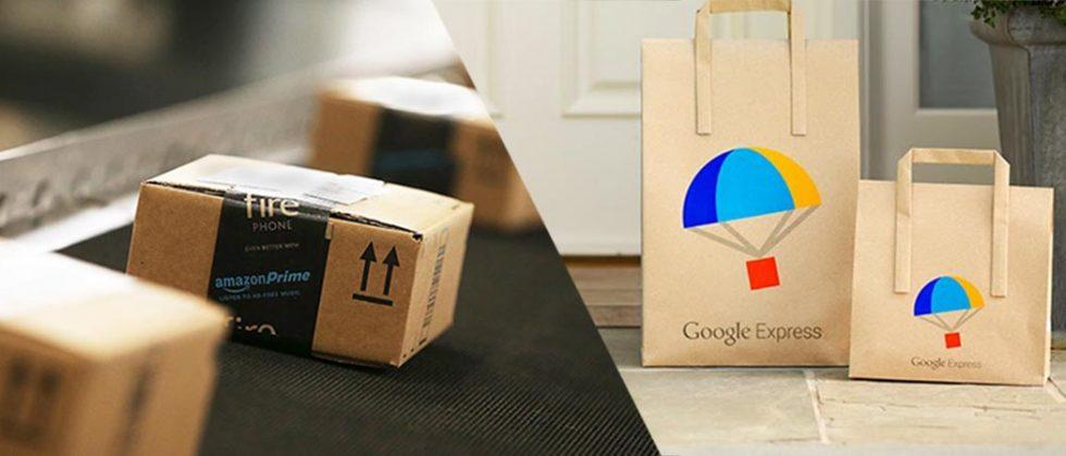 Google Express vs Amazon Prime showdown: which is better?