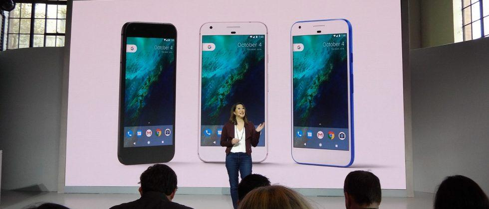 Google Pixel release date and pricing with Verizon