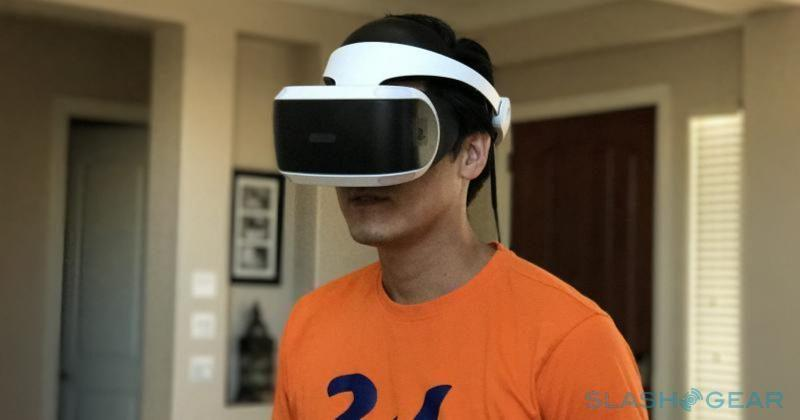 PlayStation VR hands-on and eyes-on