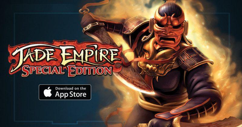 Jade Empire Special Edition kicks its way into iOS, Mac