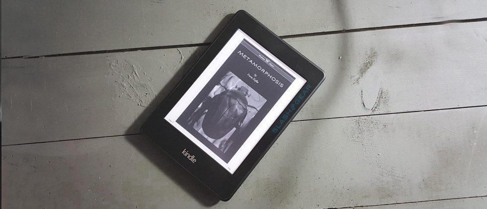 Using a Kindle for textbooks - SlashGear