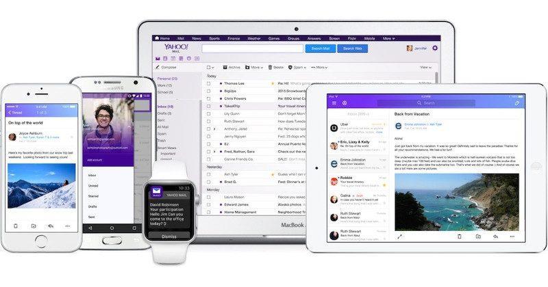 Yahoo now accused of locking users into Yahoo Mail